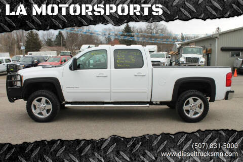 2012 Chevrolet Silverado 2500HD for sale at LA MOTORSPORTS in Windom MN