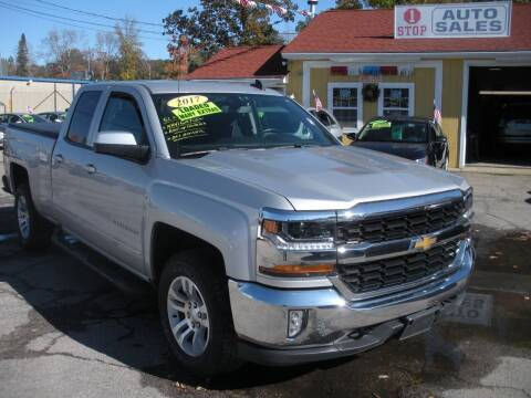 2017 Chevrolet Silverado 1500 for sale at One Stop Auto Sales in North Attleboro MA
