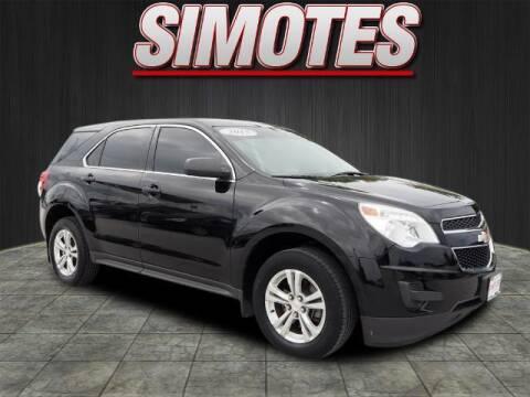 2015 Chevrolet Equinox for sale at SIMOTES MOTORS in Minooka IL