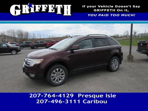 2010 Ford Edge for sale at Griffeth Mitsubishi - Pre-owned in Caribou ME