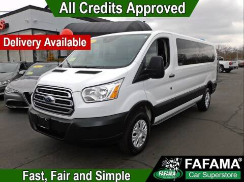 2019 Ford Transit Passenger for sale at FAFAMA AUTO SALES Inc in Milford MA