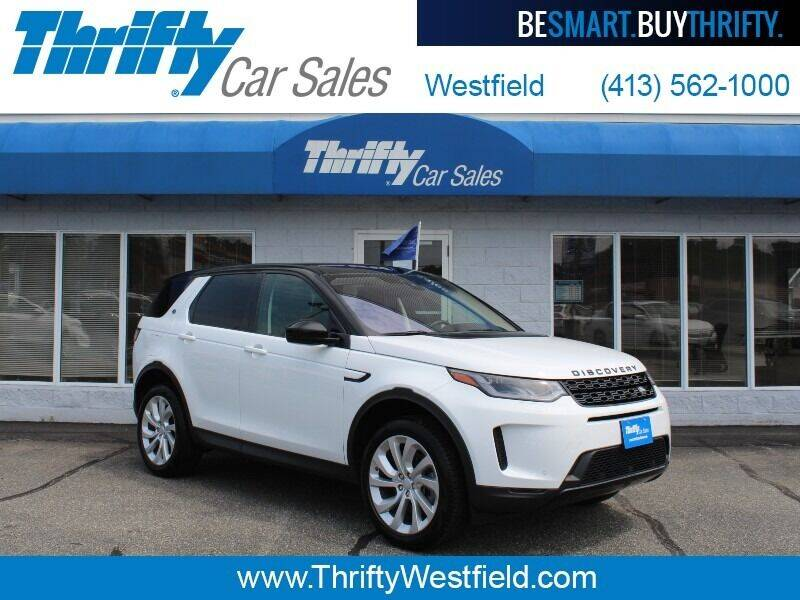 2020 Land Rover Discovery Sport for sale at Thrifty Car Sales Westfield in Westfield MA