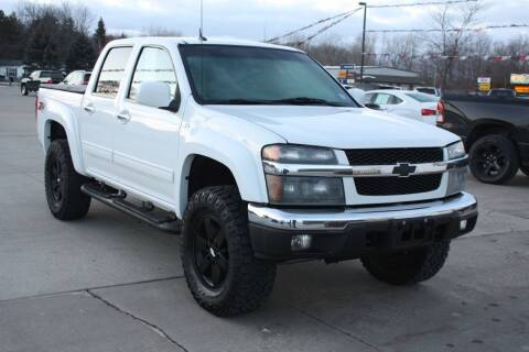 2010 Chevrolet Colorado for sale at Sandusky Auto Sales in Sandusky MI