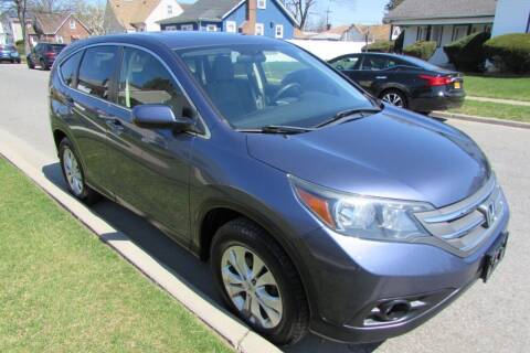2012 Honda CR-V for sale at First Choice Automobile in Uniondale NY