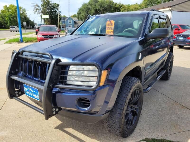2005 Jeep Grand Cherokee for sale at Liberty Car Company in Waterloo IA