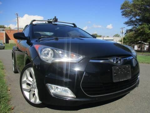 2012 Hyundai Veloster for sale at A+ Motors LLC in Leesburg VA