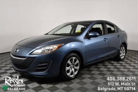 2010 Mazda MAZDA3 for sale at Danhof Motors in Manhattan MT
