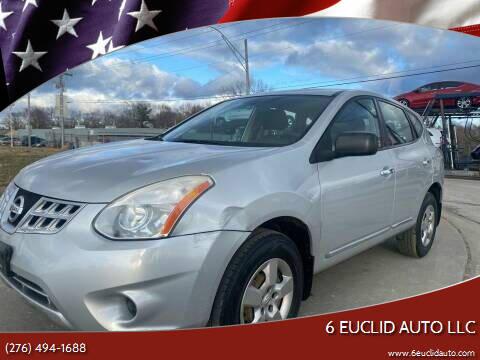 2011 Nissan Rogue for sale at 6 Euclid Auto LLC in Bristol VA