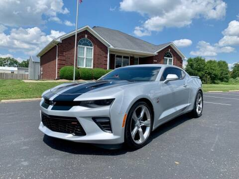 2017 Chevrolet Camaro for sale at HillView Motors in Shepherdsville KY