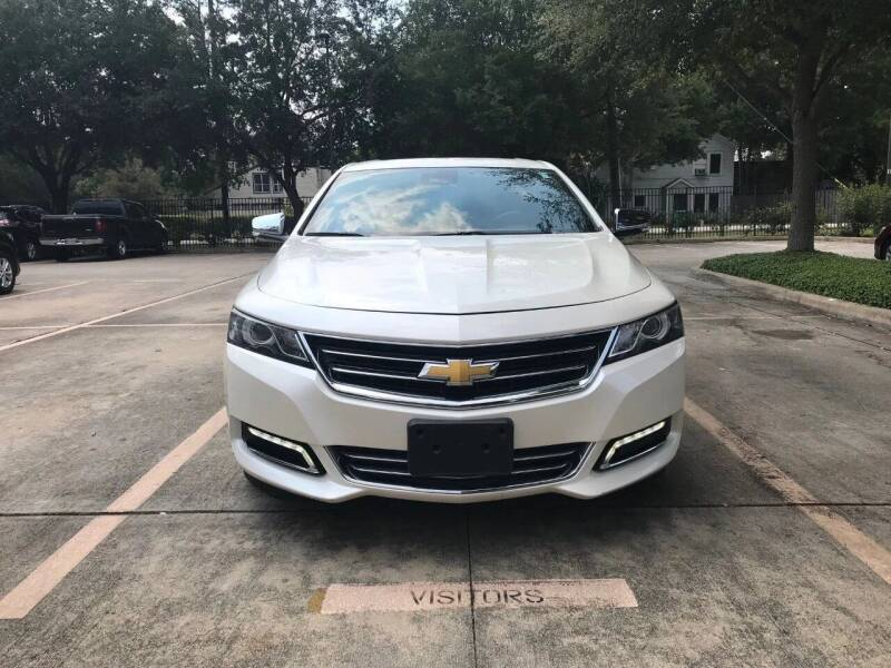 2014 Chevrolet Impala for sale at Mid-Town Auto in Houston TX