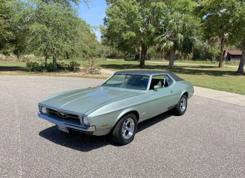 1971 Ford Mustang for sale at P J'S AUTO WORLD-CLASSICS in Clearwater FL