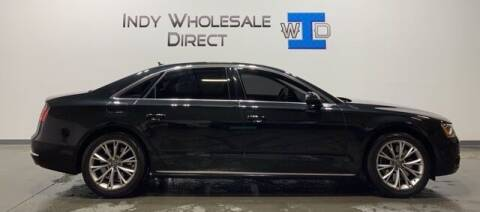 2011 Audi A8 L for sale at Indy Wholesale Direct in Carmel IN