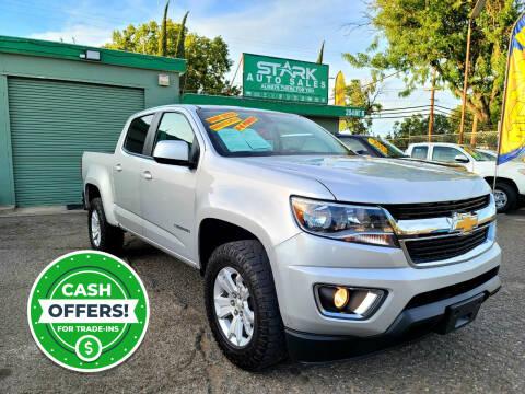 2017 Chevrolet Colorado for sale at Stark Auto Sales in Modesto CA