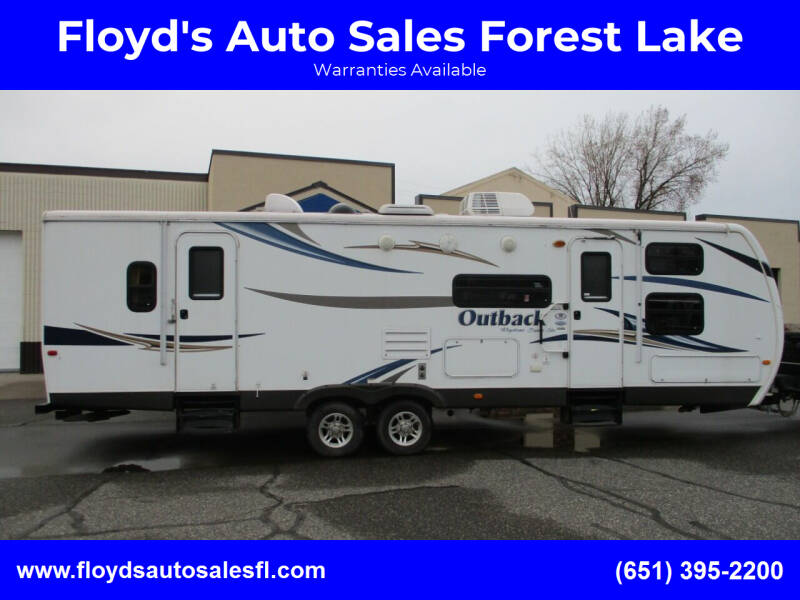 2012 Keystone Outback for sale in Forest Lake, MN