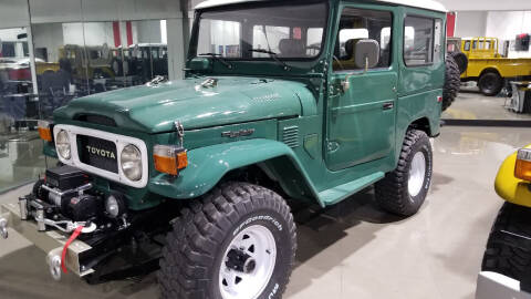 1978 Toyota Land Cruiser for sale at Prestige USA Auto Group in Miami FL