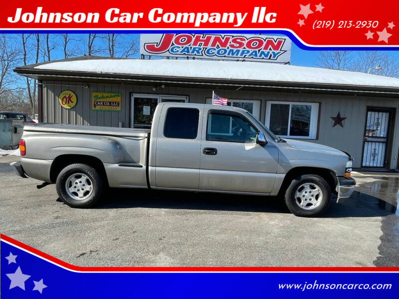 1999 Chevrolet Silverado 1500 for sale at Johnson Car Company llc in Crown Point IN