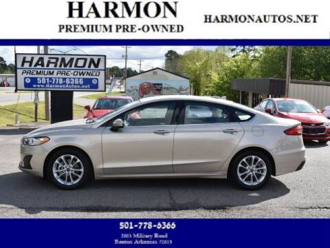 2019 Ford Fusion for sale at Harmon Premium Pre-Owned in Benton AR
