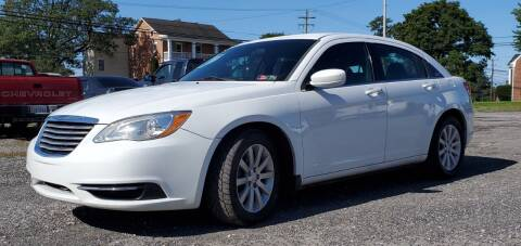 2014 Chrysler 200 for sale at Tower Motors in Taneytown MD