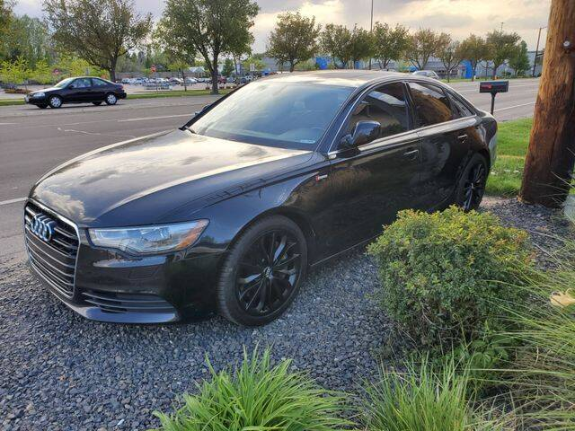 2012 Audi A6 for sale in Boise, ID