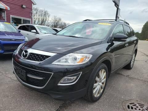 2010 Mazda CX-9 for sale at Hwy 13 Motors in Wisconsin Dells WI