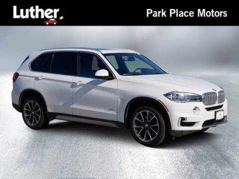 2018 BMW X5 for sale at Park Place Motor Cars in Rochester MN