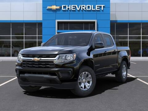 2021 Chevrolet Colorado for sale at COYLE GM - COYLE NISSAN - New Inventory in Clarksville IN