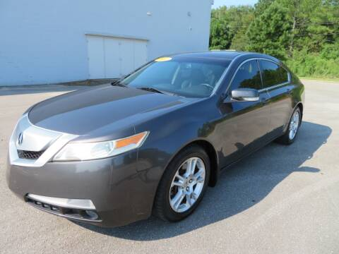 2011 Acura TL for sale at Access Motors Co in Mobile AL