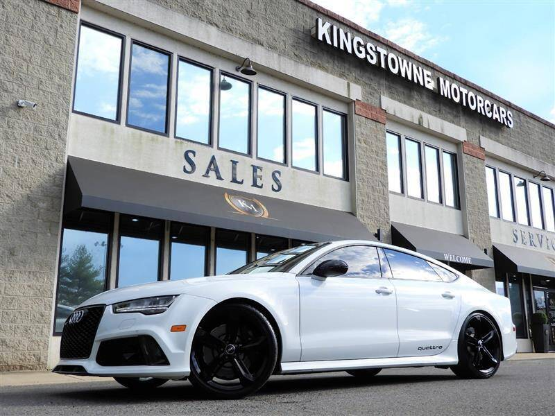 2016 Audi RS 7 for sale in Manassas, VA