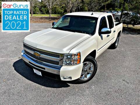 2012 Chevrolet Silverado 1500 for sale at Brothers Auto Sales of Conway in Conway SC