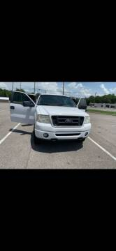 2008 Ford F-150 for sale at AUTO UNLIMITED in Moody AL
