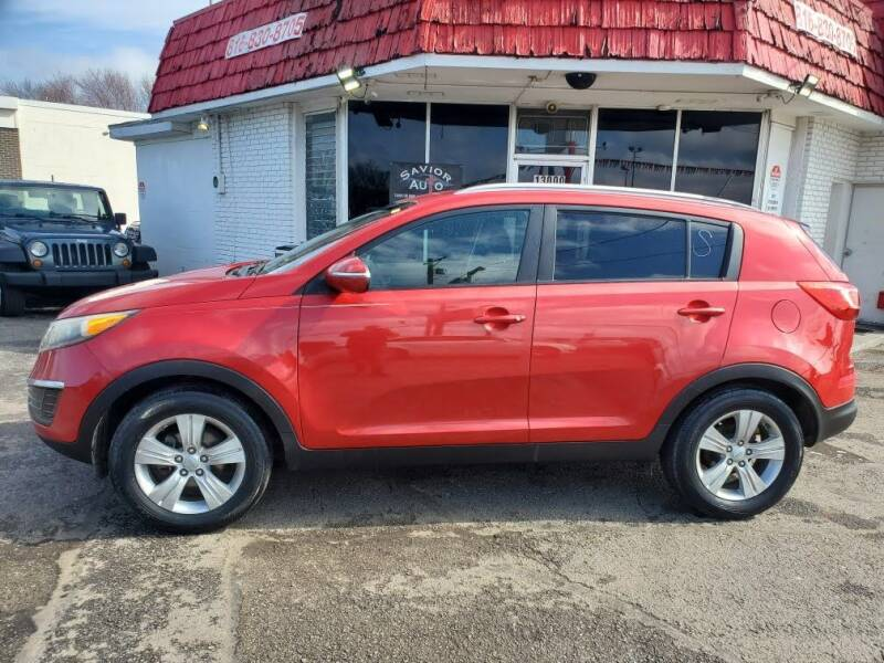 2011 Kia Sportage for sale at Savior Auto in Independence MO