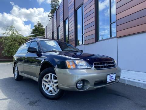 2002 Subaru Outback for sale at DAILY DEALS AUTO SALES in Seattle WA