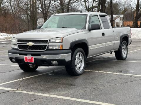 2007 Chevrolet Silverado 1500 Classic for sale at Hillcrest Motors in Derry NH