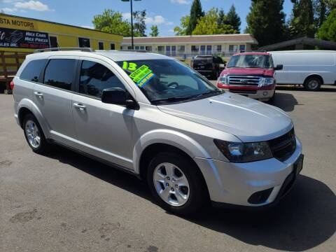 2013 Dodge Journey for sale at SWIFT AUTO SALES INC in Salem OR
