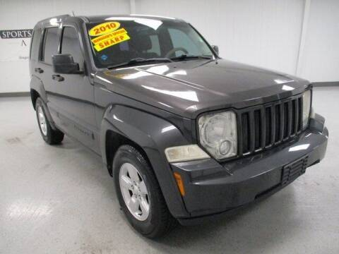 2010 Jeep Liberty for sale at Sports & Luxury Auto in Blue Springs MO