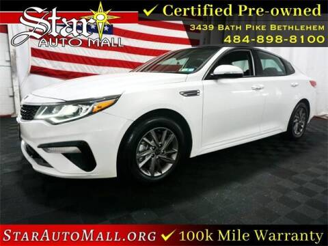 2020 Kia Optima for sale at STAR AUTO MALL 512 in Bethlehem PA