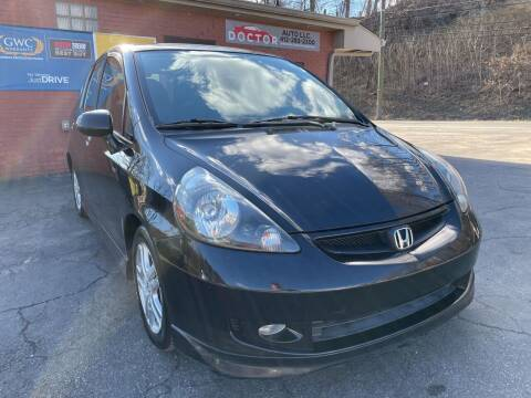 2008 Honda Fit for sale at Doctor Auto in Cecil PA