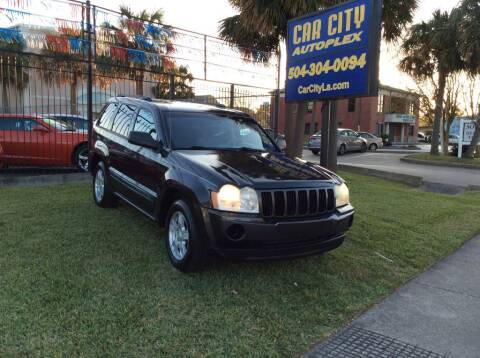 2006 Jeep Grand Cherokee for sale at Car City Autoplex in Metairie LA