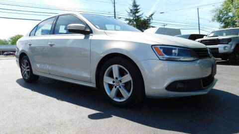 2011 Volkswagen Jetta for sale at Action Automotive Service LLC in Hudson NY