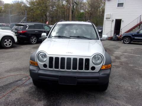 2006 Jeep Liberty for sale at Balic Autos Inc in Lanham MD