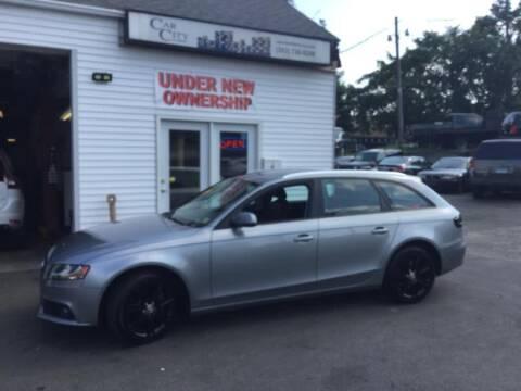 2011 Audi A4 for sale at Car VIP Auto Sales in Danbury CT