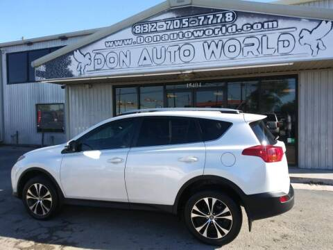 2015 Toyota RAV4 for sale at Don Auto World in Houston TX