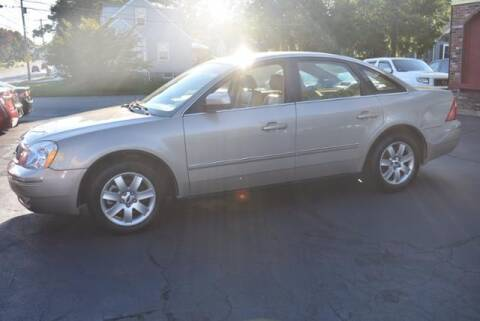 2005 Ford Five Hundred for sale at Absolute Auto Sales, Inc in Brockton MA