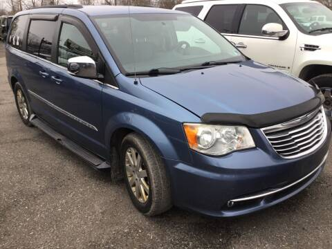 2011 Chrysler Town and Country for sale at eAutoDiscount in Buffalo NY