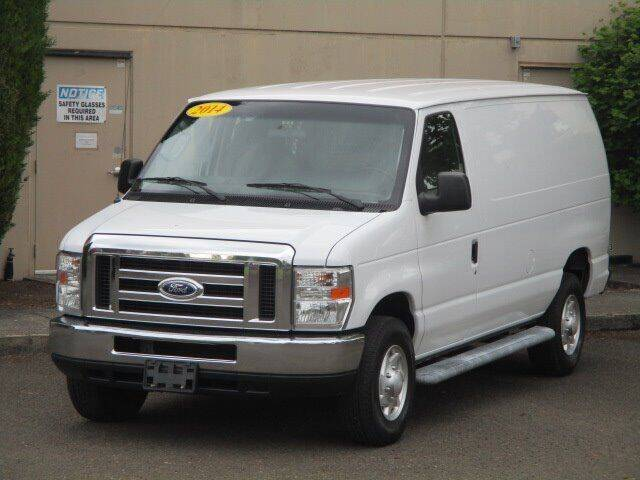 2014 Ford E-Series Cargo for sale at Select Cars & Trucks Inc in Hubbard OR