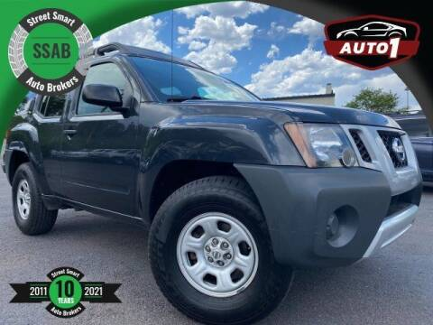 2015 Nissan Xterra for sale at Street Smart Auto Brokers in Colorado Springs CO