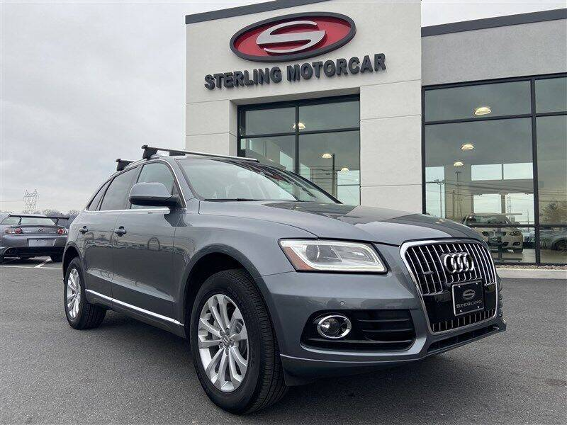 2014 Audi Q5 for sale at Sterling Motorcar in Ephrata PA