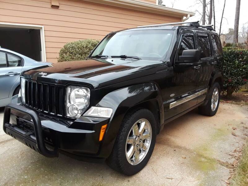 2012 Jeep Liberty for sale at Don Roberts Auto Sales in Lawrenceville GA