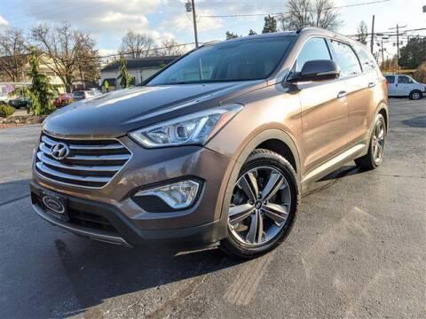 2013 Hyundai Santa Fe for sale at GAHANNA AUTO SALES in Gahanna OH