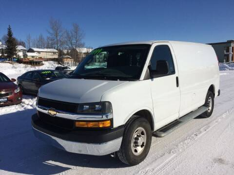 2018 Chevrolet Express Cargo for sale at Delta Car Connection LLC in Anchorage AK
